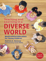 Teaching and Learning in a Diverse World: Multicultural Education for Young Children, Fourth Edition