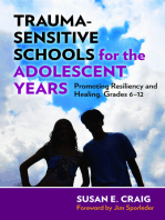 Trauma-Sensitive Schools for the Adolescent Years