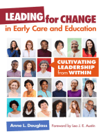 Leading for Change in Early Care and Education