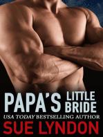 Papa's Little Bride (Dark Embrace, Book 3)