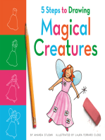 5 Steps to Drawing Magical Creatures