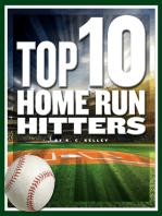 Top 10 Home Run Hitters