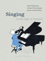 Singing in the Age of Anxiety: Lieder Performances in New York and London between the World Wars