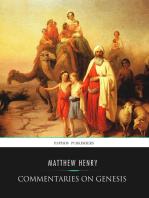 Commentaries on Genesis