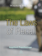 The Laws of Recall