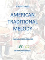 American Traditional Melody
