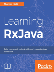 Learning RxJava by Thomas Nield - Read Online