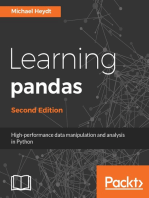 Learning pandas - Second Edition