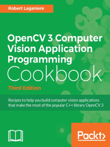 OpenCV 3 Computer Vision Application Programming Cookbook - Third
