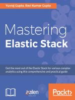 Mastering Elastic Stack