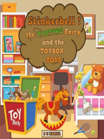 Stinkerbell! the Farting Fairy and the Toybox Toys