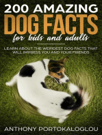 200 Amazing Dog Facts For kids And Adults