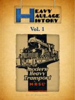 Heavy Haulage History Vol.1