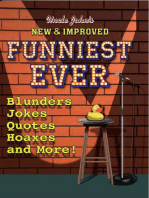 Uncle John's New & Improved Funniest Ever