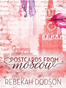 Postcards from Moscow: Postcards from Paris, #3