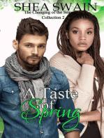 A Taste of Spring BWWM