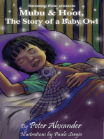 Mubu & Hoot, The Story Of A Baby Owl