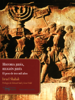 Historia judía, religión judía