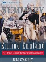 Summary of Killing England