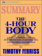 Summary of The 4-Hour Body