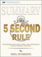Summary of The 5 Second Rule