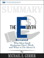 Summary of The E-Myth Revisited