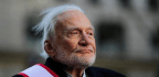 What's Going On With Buzz Aldrin?