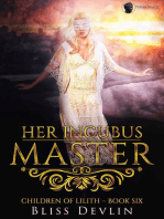 Her Incubus Master (The Children of Lilith, Book 6)
