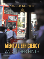 Mental Efficiency And Other Hints