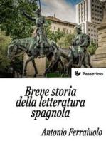 Breve storia della letteratura spagnola