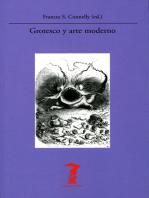 Grotesco y arte moderno