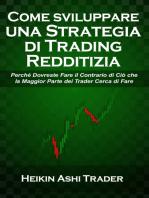 Come sviluppare una Strategia di Trading Redditizia