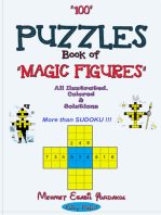 100 Puzzles Book of Magic Figures