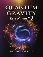 Quantum Gravity in a Nutshell1