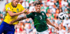 Mexico Backs Into World Cup's Knockout Phase, And Is Now Ready To Move Forward