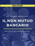 Il non mutuo bancario: Analisi critica della questione monetaria