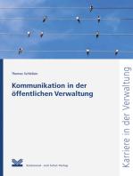 Kommunikation in der öffentlichen Verwaltung
