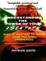 Understanding the power of your Identity