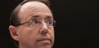 Rosenstein And FBI Chief Testify On Alleged FBI Bias In Russia Probe