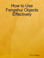 How to Use Fengshui Objects Effectively