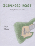 Suspended Heart - Finding Harmony Series, Book 4