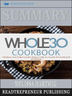 Summary of The Whole30 Cookbook
