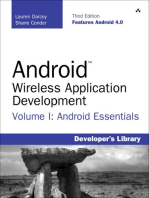 Android Wireless Application Development Vol I Android Essentials 3rd Edition