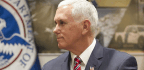 Pence To Meet With Central American Leaders On Migrant Family Crisis
