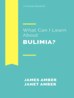 What Can I Learn About Bulimia?