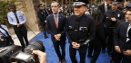 LAPD Veteran Michel Moore Promises 'Compassion And Partnership' While Sworn In As Police Chief