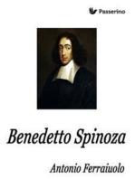 Benedetto Spinoza