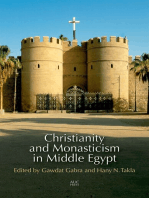Christianity and Monasticism in Middle Egypt