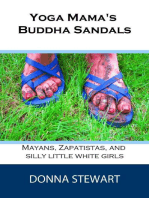 Yoga Mama's Buddha Sandals