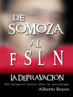 De Somoza al FSLN